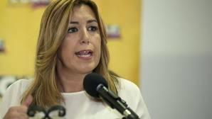 Susana Díaz, a Sánchez: «El PSOE debe ser autónomo de Podemos»