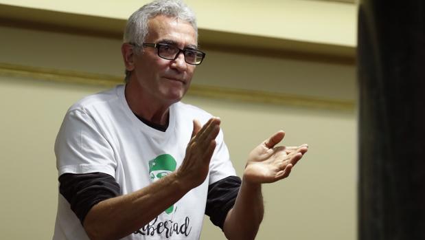 Diego Cañamero pedirá al papa que firme el manifiesto de apoyo al indulto de Andrés Bódalo