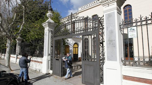 Fachada de la Gerencia de Urbanismo de Córdoba