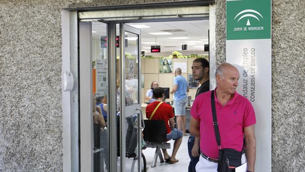 Una oficina de Empleo de la capital de Córdoba