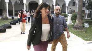 Teresa Rodríguez también ve una conspiración contra Ramón Espinar