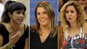 Duras críticas internas a que Podemos Andalucía utilice el Parlamento para celebrar actos del partido