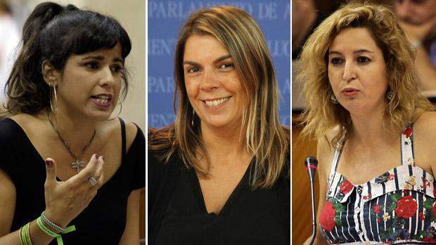 Teresa Rodríguez, Begoña Gutiérrrez y Carmen Lizárraga expondrán sus propuestas y responderán a preguntas