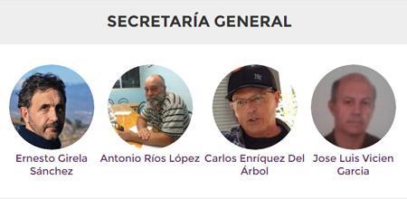 Al margen de Rodríguez, Lizárraga y Guiérrez, hay otros cuatro candidatos