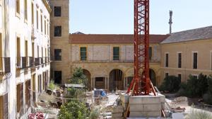 Cultura bloquea la reforma del Palacio Episcopal de Córdoba e impide alterar los usos