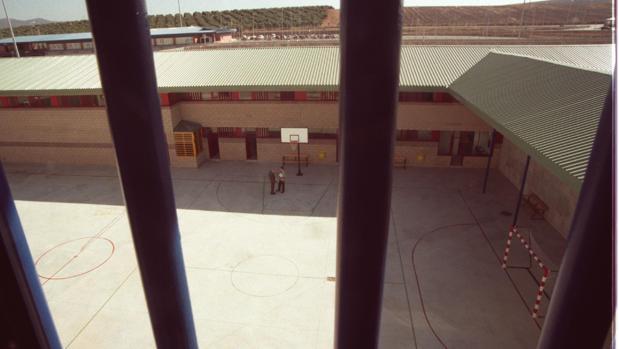 Patio de la prisión de Alcolea