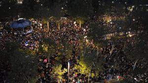 Granada vuelve a protestar por la fusión hospitalaria