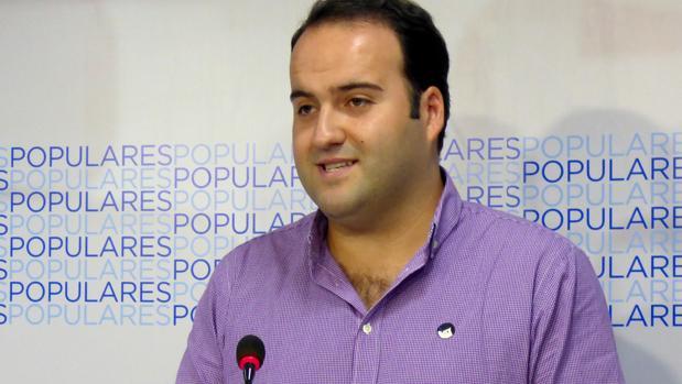 Juan Ramón Valdivia, líder de NNGG en Córdoba