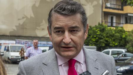 Antonio Sanz, delegado del Gobierno