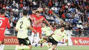 Incontestable derrota del Córdoba CF contra el Almería