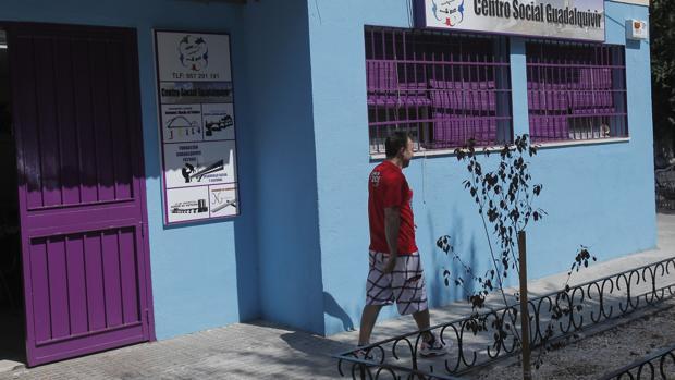 Sede de la Fundación Guadlalquivir Futuro