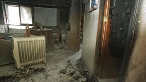 Heridas una niña y una anciana en el incendio de una vivienda en Córdoba