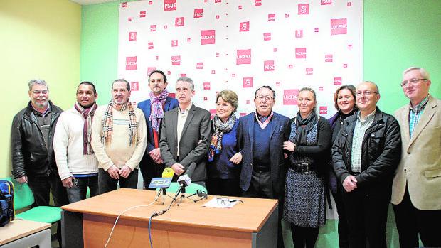 Grupo socialista lucentino