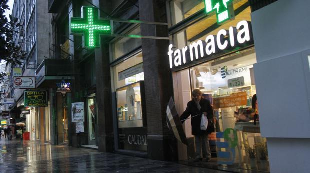 Imagen de una farmacia de Córdoba