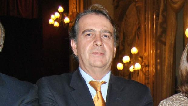 El ya expresidente del Colegio de Graduados Sociales, Daniel Ojeda