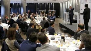 El Encuentro de Economía de ABC con Neinor Homes, en imágenes