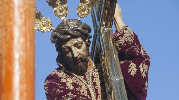 Jesús Nazareno un Jueves Santo