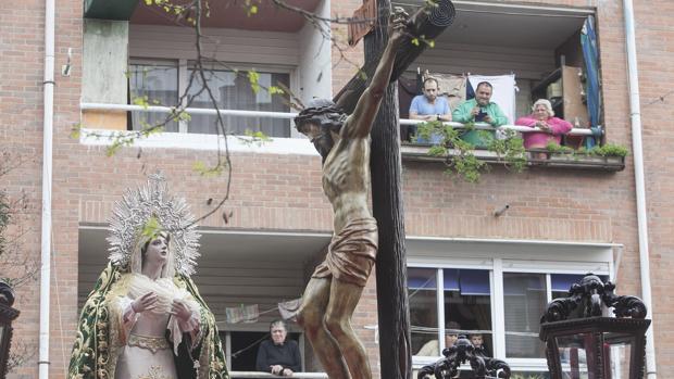 Cristo de la Piedad de Las Palmeras