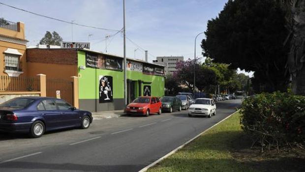 Los hechos sucedieron de madrugada frente a un bar del barrio malagueño de Arroyo de los Ángeles