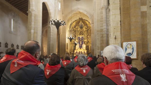 Eucaristía en el encuentro de hermandades de la Misericordia