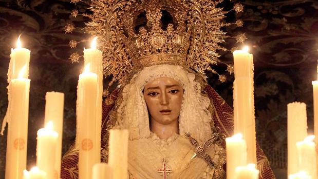 Reina de los Mártires, de la Buena Muerte