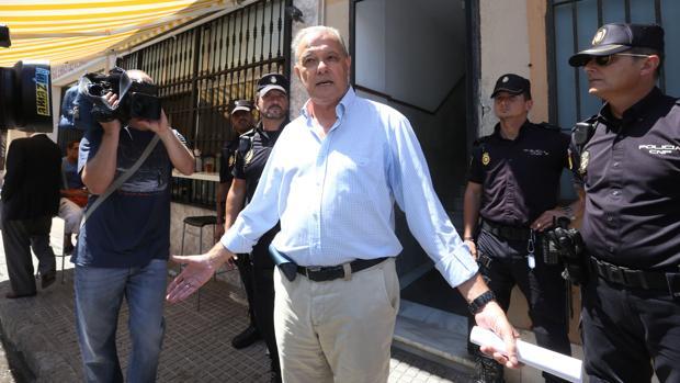 El exconsejero Ángel Ojeda, en una imagen de archivo