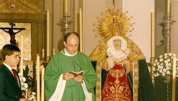 Bendición de Nuestra Señora de la Estrella