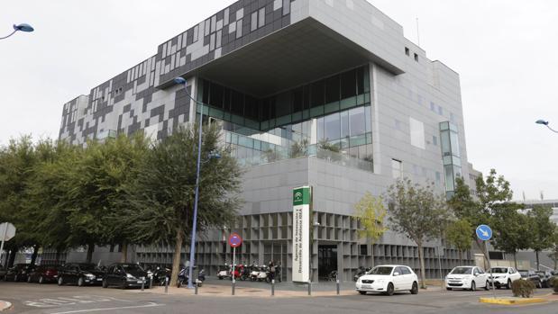 Sede central de la agencia IDEA en Sevilla
