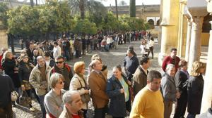 El Cabildo espera que la doble taquilla elimine las colas en la Mezquita-Catedral de Córdoba