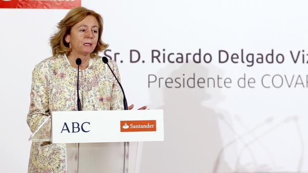 Catalina Luca de Tena, directora editora de ABC