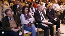 La presidenta editora de ABC, Catalina Luca de Tena, asistió a la conferencia