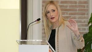 Cifuentes sostiene que los madrileños pagan la sanidad y la educación de los andaluces