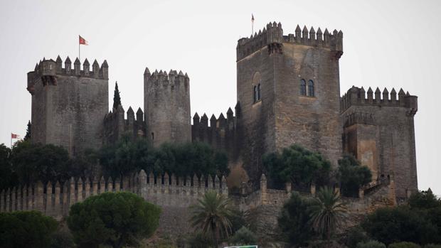 Vista del Castillo de Almodóvar