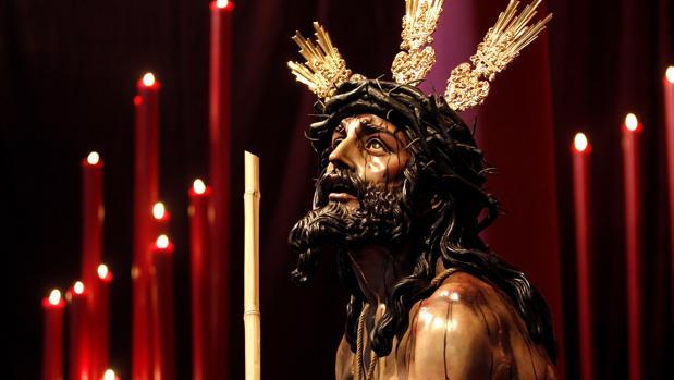 Nuestro Padre Jesús Humilde en su Coronación de Espinas