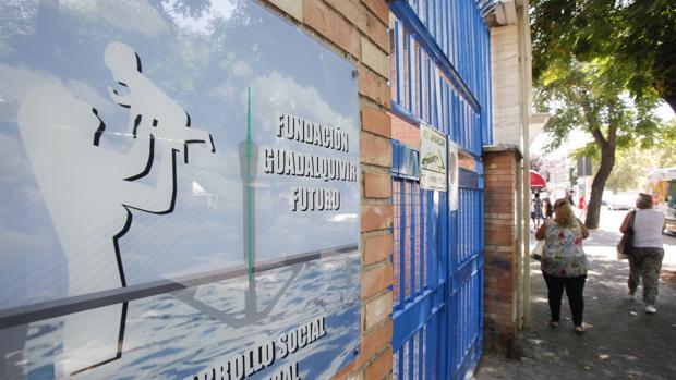 Sede de la fundación Guadalquivir Futuro