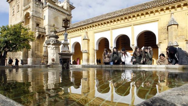 Patio de los Naranjos de la Mezquita-Catedral de Córdoba
