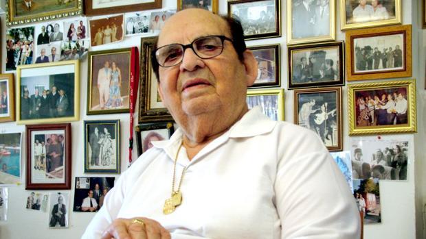 José Córdoba Reyes, en una imagen de 2012