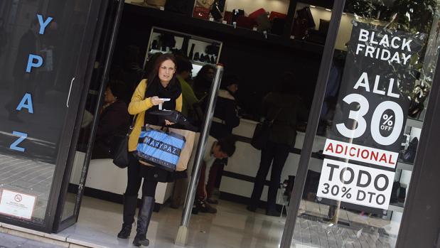 «Black Friday» en un comercio de Córdoba