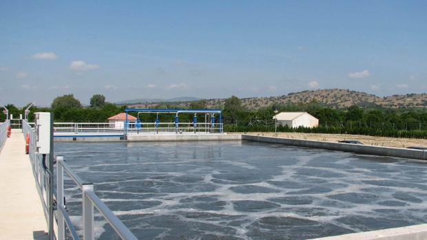 Estación depuradora de Palma del Río