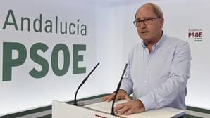 Juan Cornejo, del PSOE-A: «Pedro Sánchez puede venir cuando quiera, no tenemos un pasaporte andaluz»