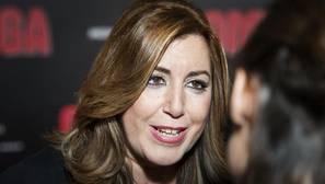 Susana Díaz ve compatible ser presidenta de la Junta y secretaria general del PSOE