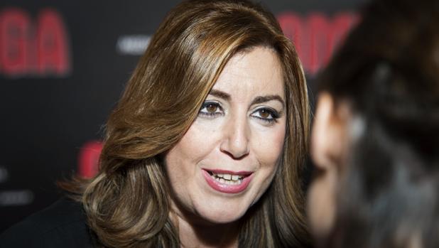 La presidenta de la Junta de Andalucía, Susana Díaz, en una imagen reciente