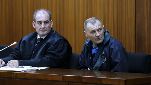 D. A. C., el segundo acusado del crimen del Zoco, declaró ayer en la Audiencia Provincial