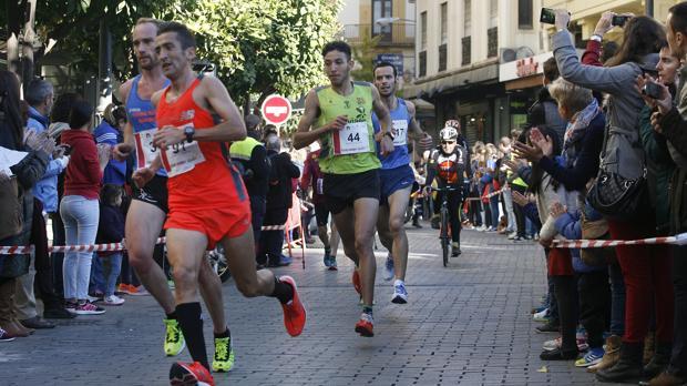 Corredores durante la Media Maratón de 2015