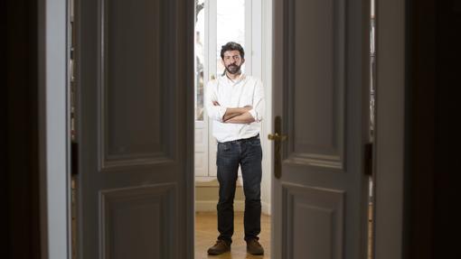 El director de cine Alberto Rodríguez