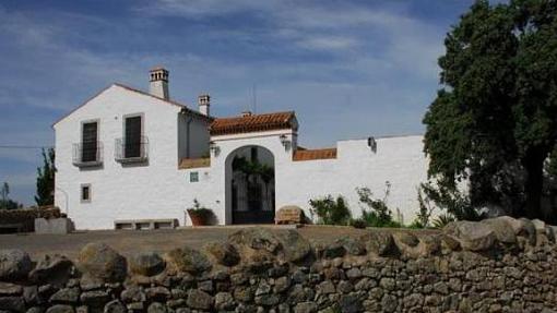 Cortijo Palomar de la Morra, en Pozoblanco