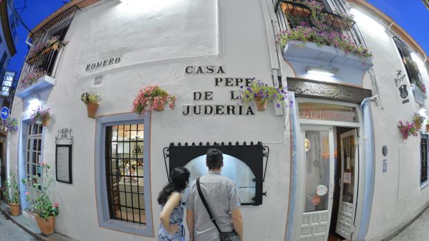 Fachada de Casa Pepe de la Judería