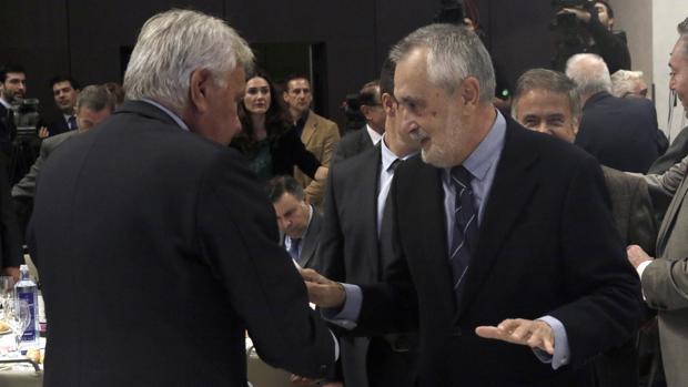 El expresidente andaluz José antonio Griñán ha pedido anular la apertura de juicio oral del caso ERE