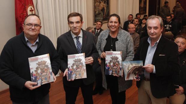 Presentación de la revista «Córdoba Cofrade»
