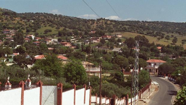 Urbanización El Sol, de Alcolea, donde suceden las apariciones